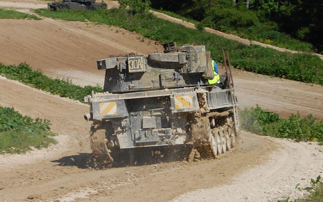 Tank Driving 7